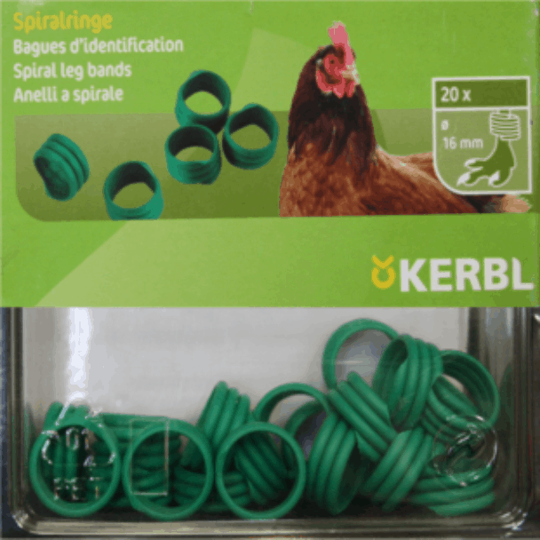 POULTRY LEG BAND 16MM – Seeds and Cereals