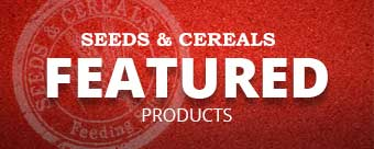 Seeds and Cereals Specials