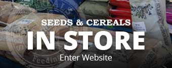 Seeds and Cereals In Store