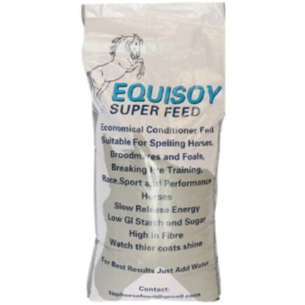equisoy bag