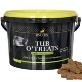 tub o treats bucket